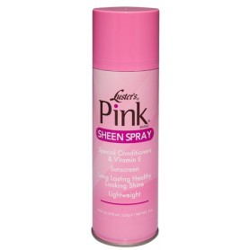 Luster Pink sheen spray de brillo 287ml