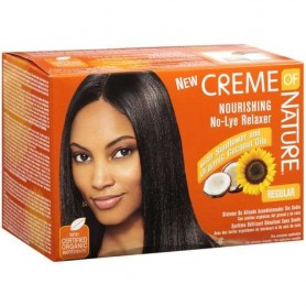 Creme of nature relaxer de revlon