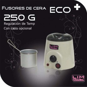 Fundidor de cera facial lim hair de 250 gramos