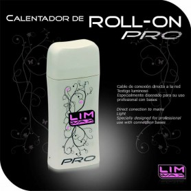 Calentador lim hair cera tibia de roll-on