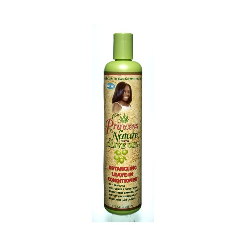 Vitale princess by nature detangling leave-in conditioner 355ml