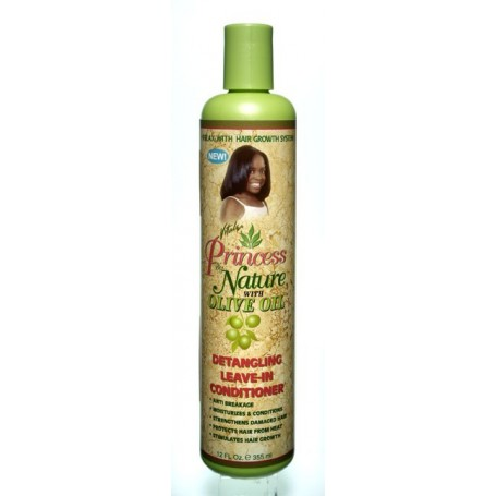 Vitale princess by nature detangling leave-in conditioner