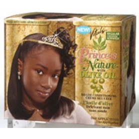 Vitale princess by nature kit relaxer