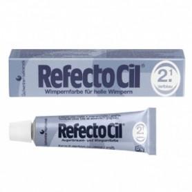 Refectocil tinte pestañas y cejas nº 2.1 azul 15ml
