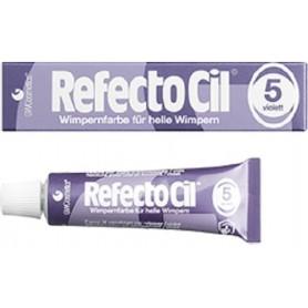 Refectocil tinte pestañas y cejas nº 5 violeta 15ml