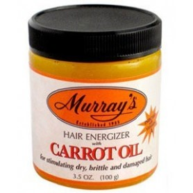 Murray's hair energizer with carrot oil 100ml