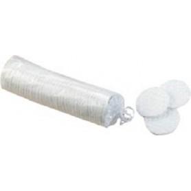 Discos algodón de desmaquillar