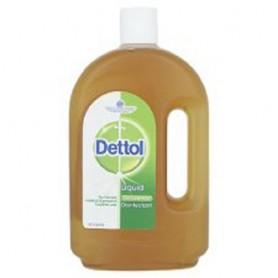Dettol liquid antiseptic y desinfectant de 750 ml