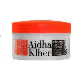 Aidha klher mascarilla balsam technic color de 250ml