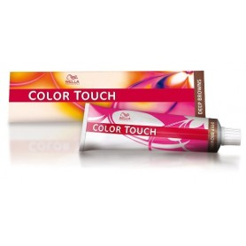 Wella color touch baño color semi permamente