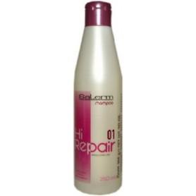 Salerm cosmetics hi repair champú 250 ml