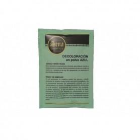 Decolorante en polvo azul sobres 40 gramos