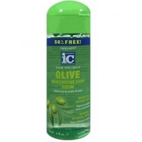 Fantasia IC Hair Polisher Olive Moisturizing Shine Serum 6 oz