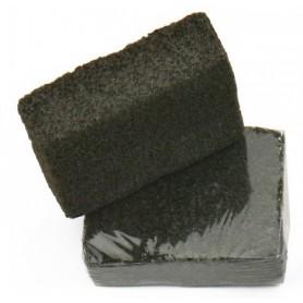 Piedra pomez negra