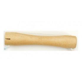 Bigudí madera para la permanente número 10