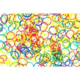 Gomas elasticas pequeñas para tenzas