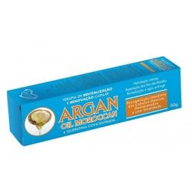 Hidran carga de argan y queratina de 50 gramos