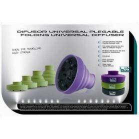 Difusor universal lim plegable