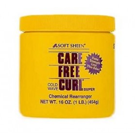 SoftSheen Carson Care Free Curl Química Rearranger 454gr
