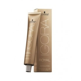 Schwarzkopf igora royal absolute coloración tinte