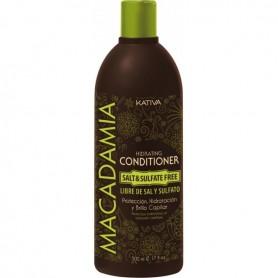 Macadamia kativa acondicionador hidratante 500 ml