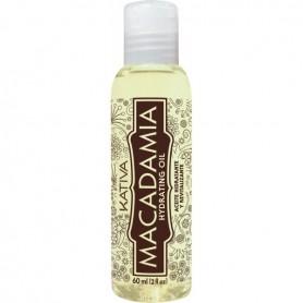 Kativa Macadamia aceite hidratante 60 ml