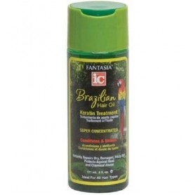 IC Fantasia brazilian hair oil queratina serum 178ml