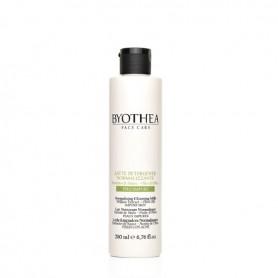 Byothea leche limpiadora normalizante piel grasa