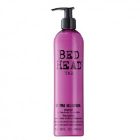 Tigi bed head dumb blonde champú 400 ml