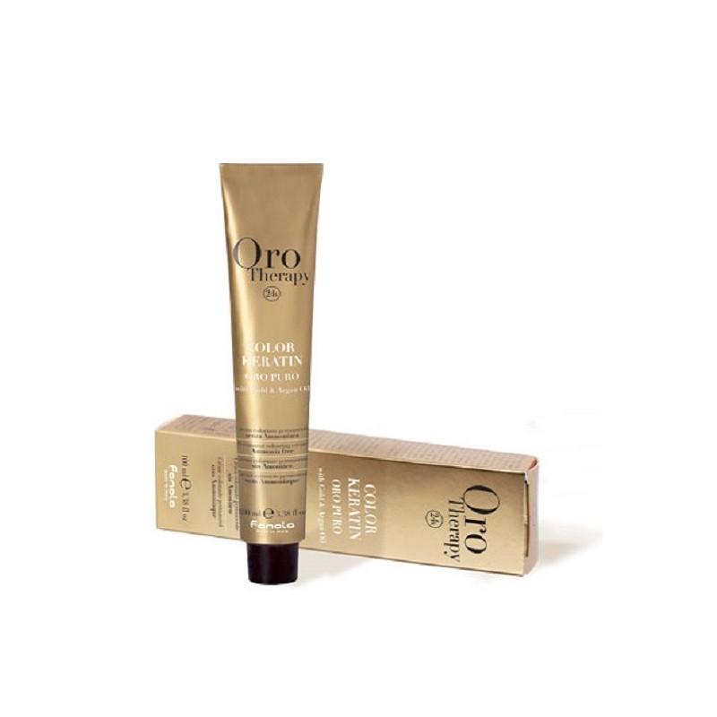 Fanola Oro therapy crema colorante sin amoniaco 100ml