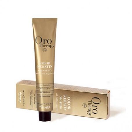 Fanola Oro therapy crema colorante permanente sin amoniaco
