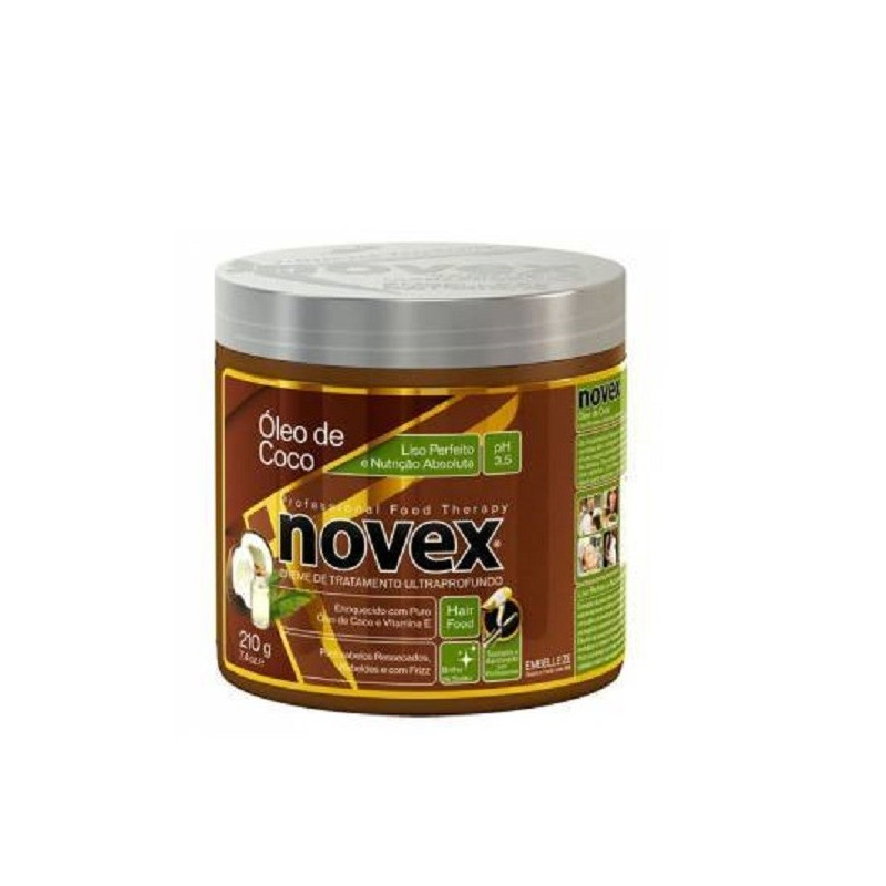 Embelleze novex aceite de coco mascarilla selladora