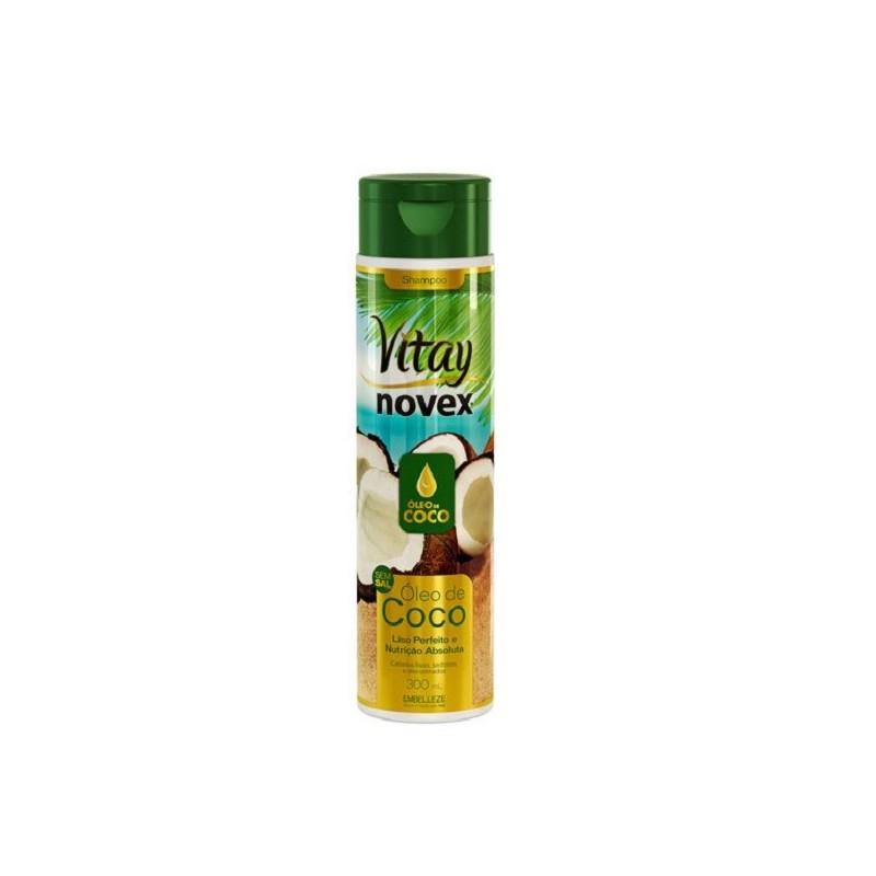 Embelleze novex aceite de coco champú 300 ml