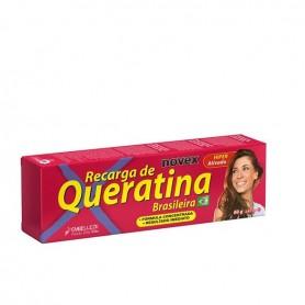 Embelleze novex nutrire carga queratina brasileña 80 gr