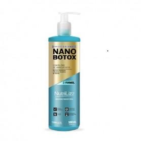 Embelleze nutrilizz nano botox alisador progresivo 500ml