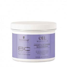 Schwarzkopf bonacure oil miracle mascarilla barbary fig oil 500 ml