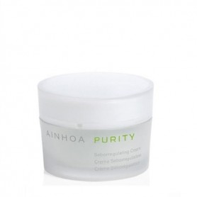 Ainhoa purity crema seborreguladora piel grasa 50 ml
