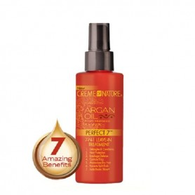 Creme of nature argan oil perfect 7 de 125 ml