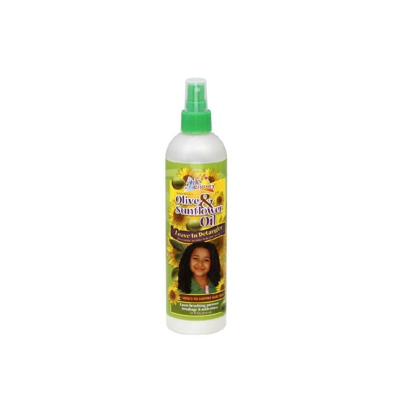 Sofn' Free pretty olive sunflower leave-in 354 ml