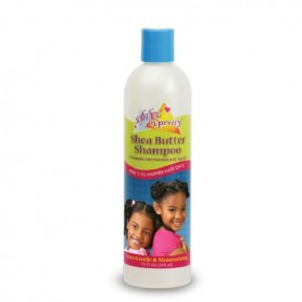 Sofn' Free gro healthy n´pretty shea butter champú 355 ml