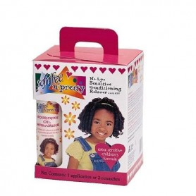 Sofn' Free gro healthy n´pretty kit relaxer sensitive