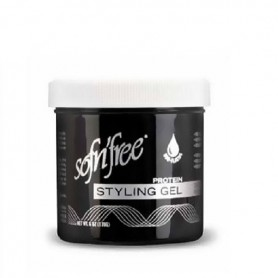 Sofn' Free styling gel black