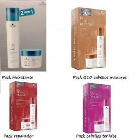 Pack bonacure incluye champú 250 ml y mascarilla 200 ml