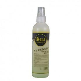 Sena cosmetics protector termico a la keratina de 250 ml