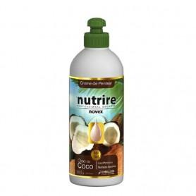 Embelleze novex crema peinado de aceite coco 300 ml