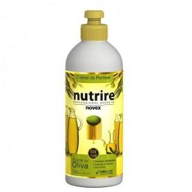 Novex nutrire crema de peinar aceite de oliva 300 ml
