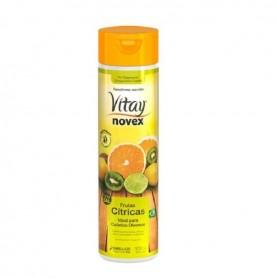 Vitay novex frutas cítricas champú sin sal 300ml