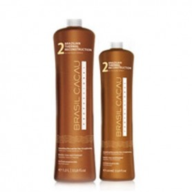 Brasil cacau brazilian eco keratin thermal reconstruction