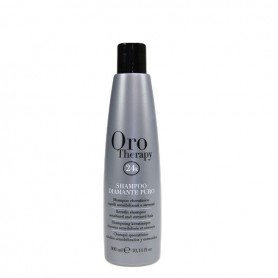 Fanola oro therapy champú diamante puro 300 ml