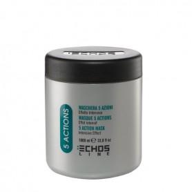 Echosline mascarilla 5 acciones de 1000 ml